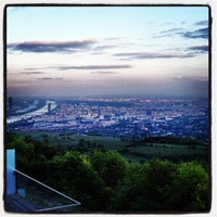 Photo taken at Kahlenberg by Marcin W. on 5/3/2013