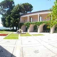 Photo taken at Villa Ottolenghi by Alberto 🔱 on 7/18/2014