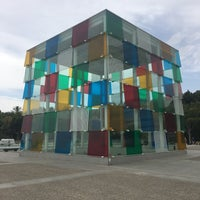 Foto tomada en Centre Pompidou Málaga por Basti el 8/1/2017