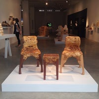 Photo taken at Sheila C. Johnson Design Center (Parsons The New School for Design) by Katherine R. on 4/13/2014
