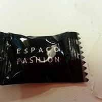 Photo taken at Espaço Fashion by Julia M. on 12/19/2013