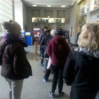 Photo taken at US Post Office by Lina L. on 3/14/2016