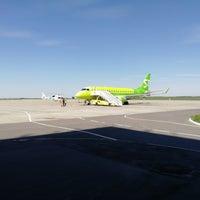 Снимок сделан в Международный аэропорт Брянск (BZK) пользователем Alex M. 5/12/2018