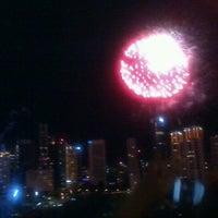 Photo taken at 7atenine (Skylounge) by Carmen N. on 12/31/2012