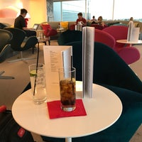 Photo taken at Virgin Atlantic Clubhouse Lounge by Mr. Boger on 8/4/2017