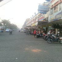 Photo taken at Alfamart City Market Citra Raya by Wantoz F. on 8/5/2012
