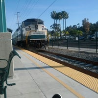 Photo taken at Metrolink San Clemente by Danny C. on 4/3/2012
