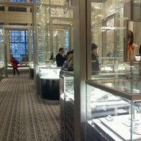 Photo taken at Tiffany & Co. by Stanislav B. on 3/1/2012