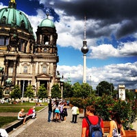 Photo taken at Museum Island by Jake D. on 6/9/2012