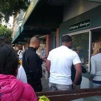 Photo taken at Hamburgers by Nick B. on 4/7/2012