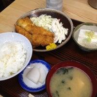 Photo taken at やまだや by hashishu on 6/11/2012