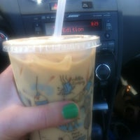 Photo taken at Caribou Coffee by Jean B. on 6/6/2012