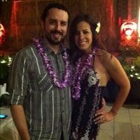 Photo taken at Hyatt Regency Waikiki Beach Resort and Spa by Derek S. on 4/21/2012