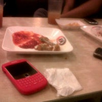 Photo taken at A & W by Adinda A. on 1/5/2014