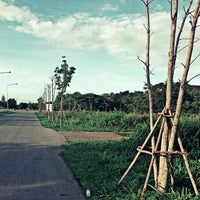 Photo taken at หอ 1 ศิลปากร by Mind T. on 6/9/2013