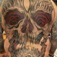 Photo taken at Jersey Tattoo Company by Brett R. on 2/22/2015
