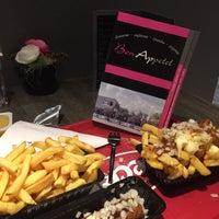 Photo taken at Brasserie Bon-Appetit by Jan-Joost V. on 11/2/2014
