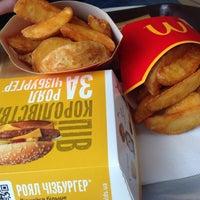 Снимок сделан в McDonald's пользователем Sandra S. 3/13/2015
