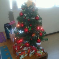 Photo taken at Escuela E-726 by Aileen V. on 12/2/2013