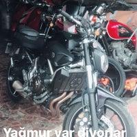 Photo taken at Şİmşek motor by Yns on 4/1/2017