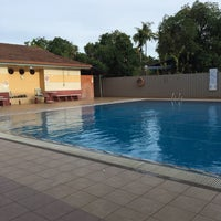 Photo taken at ASRC Swimming pool by Aznor Fadly A. on 8/15/2016