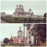Photo taken at Троице-Сергиев Варницкий монастырь by Victoria G. on 9/5/2014