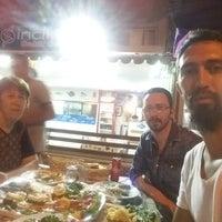 Photo taken at İncik's Balık Evi by Alper O. on 7/9/2017