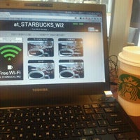 Photo taken at Starbucks by 谷 周. on 9/14/2012