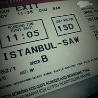 Photo taken at turkish Airlines by Sabri T. on 11/14/2015
