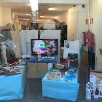 Photo taken at Casa Piera Belles Arts by Valeriya O. on 3/10/2016