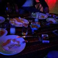 Photo taken at Ali Ağa Nargile Cafe Türkü Evi by Gürşah T. on 2/21/2015