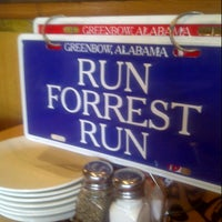 Photo taken at Bubba Gump Shrimp Co. by Mazhan Othman A. on 3/31/2013
