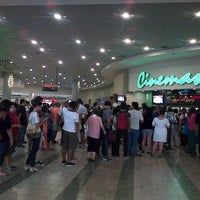 Photo taken at TriNoma Cinemas by Sugar B. on 11/5/2012