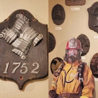 Photo taken at Fireman's Hall Museum by C S. on 6/11/2015