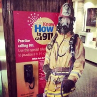 Photo taken at Fireman's Hall Museum by C S. on 6/10/2015
