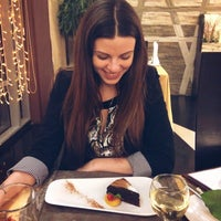 Photo taken at Restaurant Europe by Dana Š. on 10/31/2016