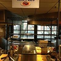 Photo taken at Dewick-MacPhie Dining Hall, Tufts University by Ben S. on 12/21/2012
