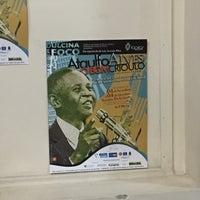 Photo taken at Teatro Dulcina by João Marcelo P. on 9/24/2015