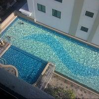 Photo taken at Kinta Riverfront Hotel & Suites by Zack Z. on 11/26/2012