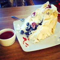 Photo taken at Capuccino Cafe by Beata C. on 8/16/2014