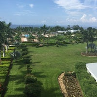 Photo taken at Lodge 131 Riu Palace by Jen C. on 10/23/2015