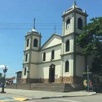 Photo taken at Paróquia Nossa Senhora da Piedade by Ricardo S. on 11/8/2016