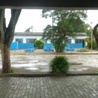 Photo taken at Colégio Estadual Professor Antônio Marques by Lucas G. on 11/26/2013