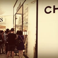 Photo taken at Chanel Boutique by Sonali F. on 12/25/2012