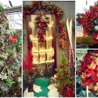 Photo taken at Green Lea Garden Center, Patio Furniture & Christmas Shop by Green Lea Florist, Garden Center & Patio Furniture on 12/21/2013