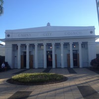 Photo taken at Cairns City Library by Joe J. on 3/26/2015