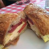 Photo taken at Cafe'tal Social Club by Sara K. on 6/8/2014