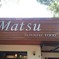 Photo taken at Matsu Japanese Food | 松 by Lucas K. on 12/21/2012
