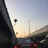 Photo taken at Yommarat Intersection by Bert P. on 2/11/2017