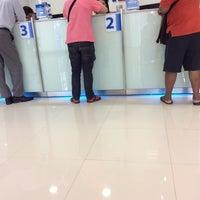 Photo taken at ธนาคารทหารไทย (TMB) by Cat W. on 7/15/2014